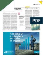 Diário As Beiras, 07 de Abril de 2011