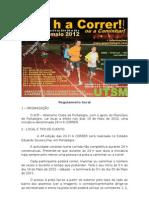 ACP 24 a Correr 21 e 22 de Maio de 2011 Regulamento