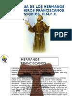 HERMANOS MISIONEROS FRANCISCANOS
