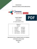 Laporan TSF Analisis Simplisia