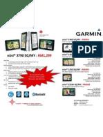 Vox - Garmin nüvi Brochure