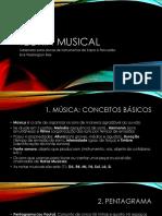Teoria Musical - Adaptado Para Alunos de Instrumentos de Sopro e Percussão - Elvis W. Reis