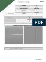 Relatório Projeto Piloto - USIMETAL 3003065857 - NF 94190-1