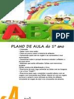 Novo slide 1.04...  Alphabet for Kids Infographics by Slidesgo