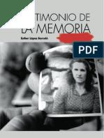 Esther López Barceló, Testimonio de la memoria.-
