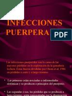 (REPRODUCCION) Infecciones puerperales