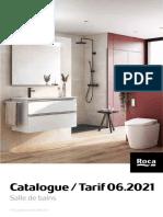 Catalogue_-_Tarif_2021 (Roca)
