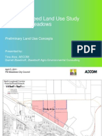 North Lougheed Land Use Study