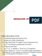 LA REPARACION CIVIL