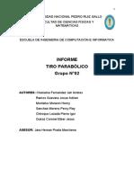 INFORME_TIROPARABOLICO_GRUPO N°02