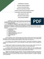 04 PRIMER AVANCE AUDITORIA DE SISTEMAS CICLO II 2021