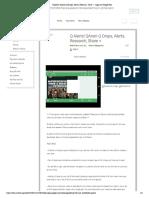 QAlerts Google Play Page 2