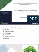 Presentación sobre metodológia de investigación