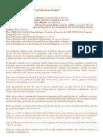 """Petición Europea """"STOP al Mercurio Dental"""""""