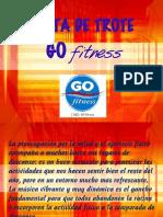 Ruta Trote Go Fitness