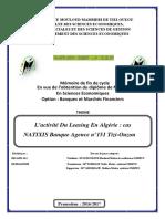 Mémoire PDF Complet
