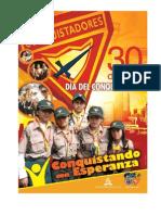 SERMON Dia Del Conquistador 2011