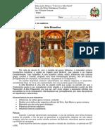 Arte Bizantina 1 médio