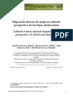 (2)Migracion interna mujeres nahuatl