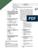 Examen Bimestral 11 CONTABILIDAD