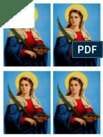 Ó Santa Luzia