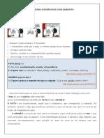 FATO OPINIÃO 7ºANO TEORIA E EXERCÍCIOS COM GABARITO