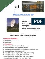 Capitulo 4 Mezcladores en RF - SEA - 2021