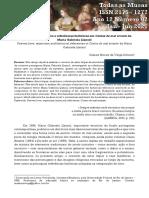 Amor ímpar, misticismo e referências históricas em Contos do mal errante de Maria Gabriela Llansol