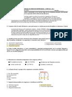 -Examen Parcial de Derecho Empresarial i (b1) Lazo Vivanco