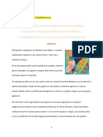 PRESUPUESTO IMPORTANCIA ENSAYO FORO1- DAIRA_MESA