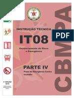 IT-08-PARTE-4 PLANO DE EMERGÊNCIA
