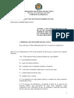 Lei Complementar Nº. 007 15 Alterações No Regime Jurídico