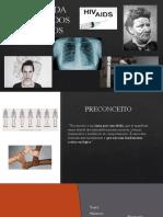 Seminário - História da medicina dos excluídos