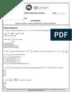 LISTA de EXERCICIOS (Funcoes Modular, Exponencial e Logaritmo) 21-05-2017 (1)
