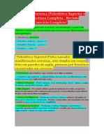 Arte Pré-Histórica (Paleolítico Superior e Neolítico)