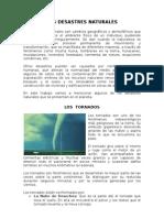 LOS DESASTRES NATURALES[1]