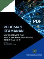 Pedoman Keamanan Microservice dan API
