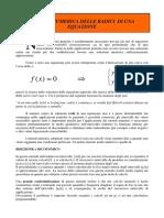Metodo di Newton-Fourier edizione 2015