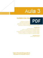 Quimica Ambiental - Aula 3
