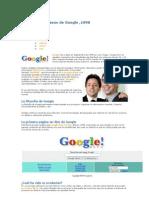 historia google