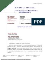 Audiència Nacional Avala Cessament Pérez de Los Cobos