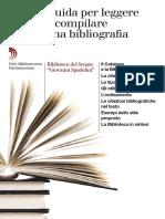 Guida Bibliografia
