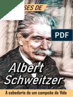 100 Frases de Albert Schweitzer - E-book