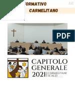 Informativo Carmelitano - Setembro / 2021
