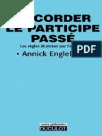 Accorder Le Participe Passé - Englebert Annick