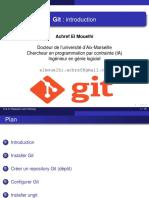 Cours Git Introduction