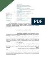 DDA. DIVORCIO MUTUO ACUERDO (FORMATO)