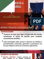 6 METODOS Y TECNICAS DE SOCIOLOGIA