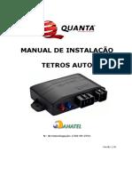 Manual de instalacao do Tetros Auto V1-00