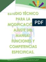 Estudio Técnico Actualización y Modernización Planta de Personal – Manual Especifico de Funciones y Competencias Municipio de Los Andes (N) (2) (1)